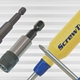 A complete range of screwdriver bits, bit holders, hex keys, nut setters, and screwdrivers
